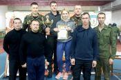 Команда Управления Росгвардии по Алтайскому краю стала победителем окружного чемпионата по зимнему служебному двоеборью