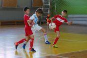 В Бийске стартовал турнир по мини-футболу на призы Константина Гарбуза (фото + видео)