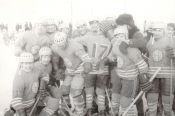 Хоккейный Славгород в душе моей живёт
