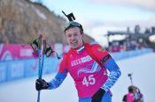 Олег Домичек из Бийского района сегодня стартует в первой гонке первенства мира в Швейцарии