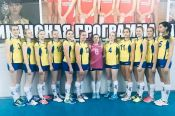 Команда Алтайского края завершила выступление в полуфинале первенства России среди девушек