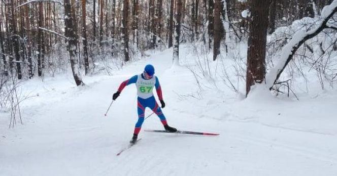 В селе Алтайском состоялись традиционные спринты и краевые соревнования на призы Виталия Денисова