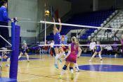 Алтайские волейболистки переиграли куйбышевский «Олимп» – 3:2 (добавлены фото)