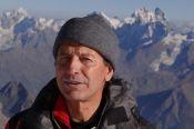 Барнаул посетил вице-президент федерации альпинизма России Иван Душарин