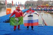 Барнаульские моржи привезли с китайского этапа Кубка мира девять медалей