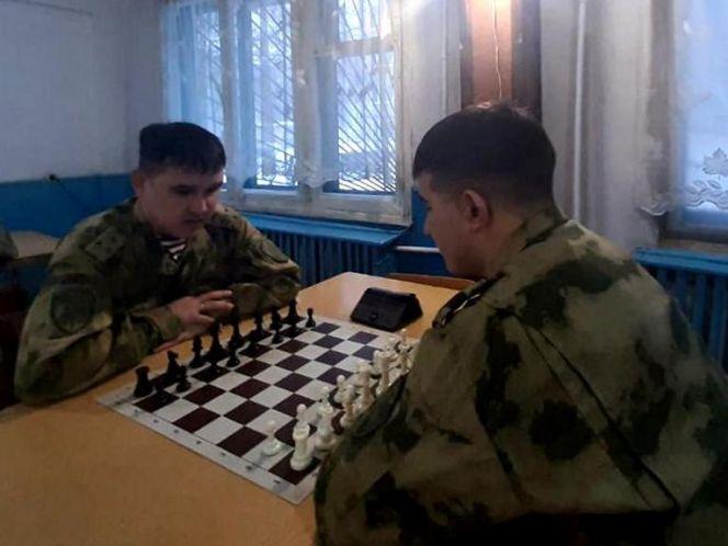 В Барнауле завершились турниры среди военнослужащих и сотрудников Росгвардии