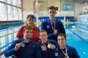 На чемпионате России по плаванию лиц с ПОДА бийские спортсмены завоевали 20 медалей и заняли второе место в командном зачете