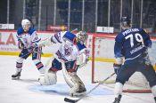 Хоккеисты «Динамо-Алтай» поражением завершили домашнюю серию с «Чебоксарами» - 0:2 (много фото)