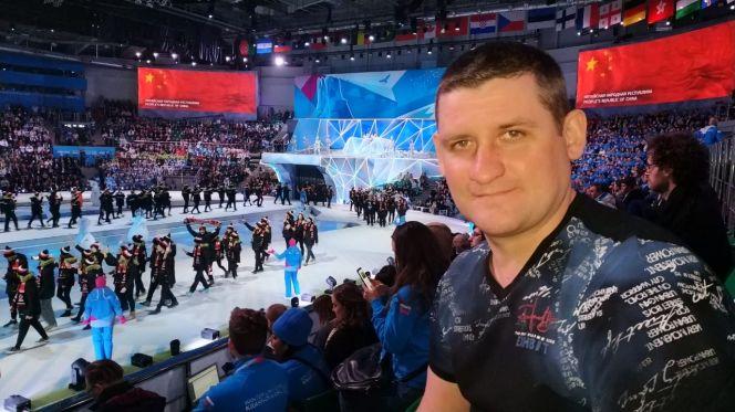 Бывшего обозревателя краевого информационного телеканала «Катунь 24» Дмитрия Гладких представили в качестве нового руководителя «АлтайБаскета»