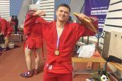 Вячеслав Мананков из БЮИ стал бронзовым призером чемпионата МВД России по боевому самбо