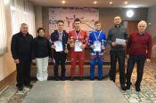 Никита Денисов выиграл четыре медали на II этапе X зимней Спартакиады учащихся России. У Екатерины Копорулиной серебро