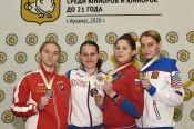 Анна Смирнова из Барнаула - бронзовый призёр юниорского первенства России