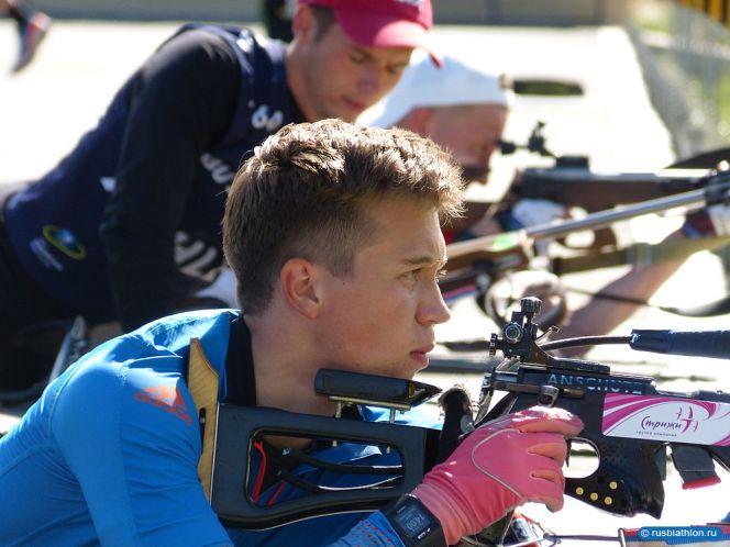 Даниил Серохвостов провел первую гонку на первенстве мира среди юниоров