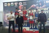 Боксёры Алтайского края завоевали три путёвки на юниорское первенство России
