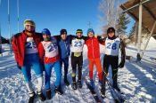 """Лыжный """"Форсаж"""". В Барнауле прошли спринтерские гонки среди любителей Yolochka Ski Sprint"""