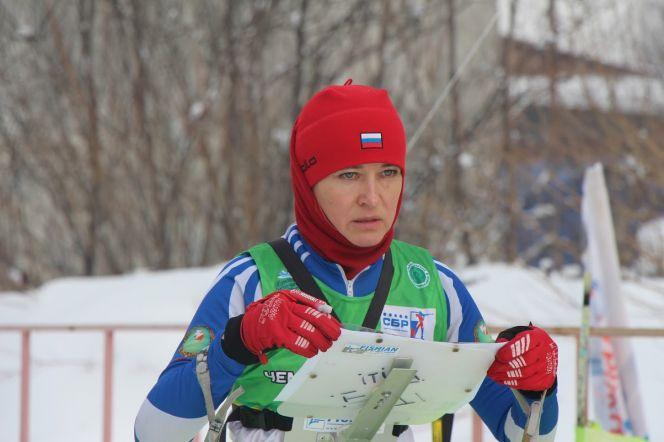 Татьяна Игнатова - серебряный призёр чемпионата Сибири на маркированной трассе