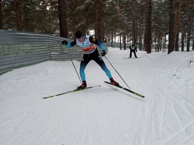 В Барнауле состоялся чемпионат Управления Росгвардии по Алтайскому краю по зимнему офицерскому троеборью
