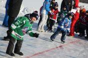 В Барнауле состоялся региональный старт всероссийских массовых соревнований «Лёд надежды нашей»