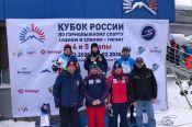 Олег Жудин - серебряный призер этапа Кубка России в слаломе