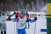 Биатлонист Олег Домичек принял участие в зональном отборе на XXXV краевую зимнюю олимпиаду сельских спортсменов в составе команды лыжников Бийского района (фото)