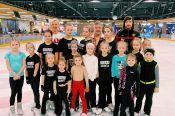 В Барнауле ученики Академии фигурного катания сдали базовые тесты