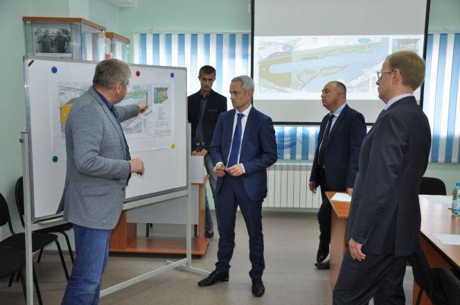 Юрий Шамков рассказывает о перспективах развития гребного канала