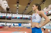 Полина Миллер выиграла молодежное первенство страны на дистанции 400 метров и в эстафете 4х400 метров (видео)