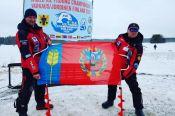 Сергей Боляхин и Сергей Казанцев - серебряные призеры чемпионата мира по ловле рыбы на мормышку со льда