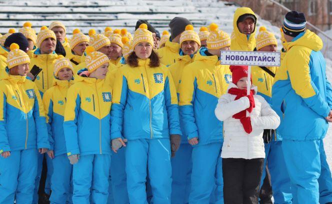 Новоалтайск - победитель олимпиады городов Алтайского края- 2020! (фото церемонии награждения)