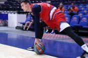 Воспитанник алтайского баскетбола 19-летний Александр Петенев выиграл конкурс бросков сверху на Матче звезд Единой лиги ВТБ (видео)