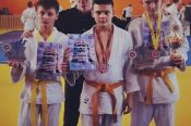 В селе Алтайском подвели итоги юбилейного турнира «Алтайский витязь»