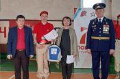 ВИДЕО. 200 школьников Алтайского края приняли участие в смотре военно-патриотических клубов «Орлёнок»