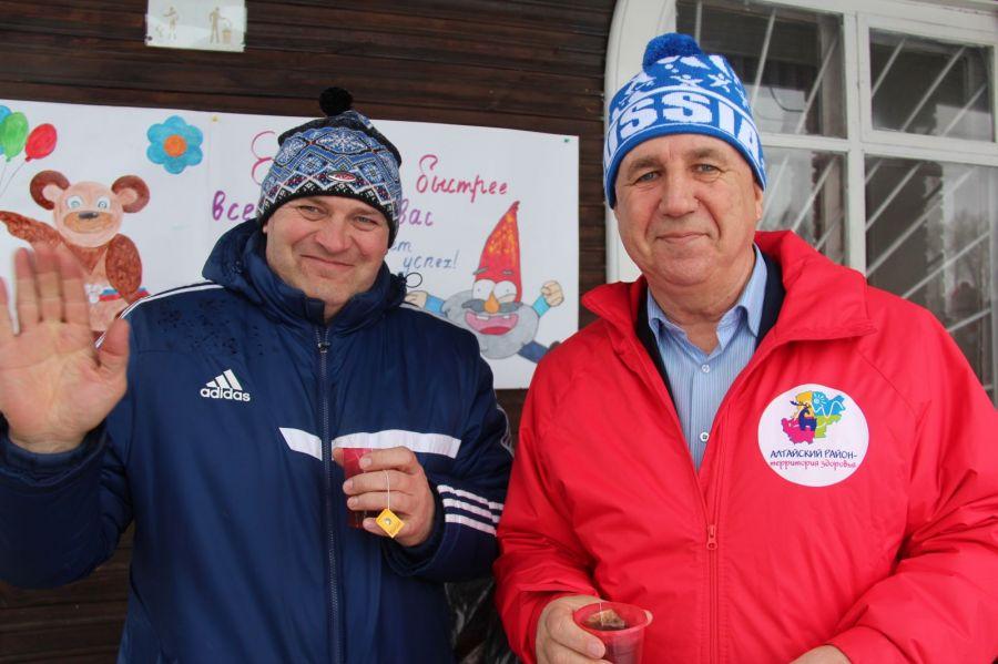 Онлайн. XXXV зимняя олимпиада сельских спортсменов Алтайского края