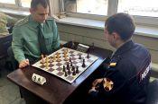 Офицеры Управления Росгвардии по Алтайскому краю стали призерами окружного чемпионата по шахматам