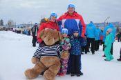 Фоторепортаж с церемонии открытия ХХXV зимней сельской олимпиады Алтайского края