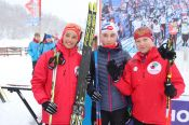 Анастасия Гришина из Алтайского района - бронзовый призёр первенства России в гонке на 10 км
