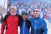 В лыжных эстафетах команды Алтайского района сделали золотой дубль (фото)