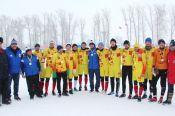 Смоленский район - чемпион футбольного турнира XXXV зимней сельской олимпиады