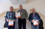 В День защитников Отечества ветераны провели турнир, посвященный 75-летию Великой Победы