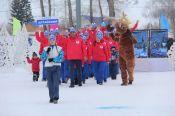 XXXV зимняя олимпиада сельских спортсменов Алтайского края. ПУТЕВОДИТЕЛЬ