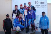 Анастасия Гришина из Алтайского района - серебряный призёр первенства России в смешанной эстафете