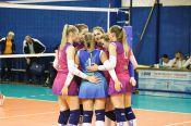 Волейболистки «Алтая-АГАУ» завершили предварительный этап чемпионата поражением от «Забайкалки» – 1:3