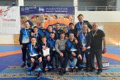 Юрий Тапаа, Максим Новичихин и Аслан Кумышев выиграли в своих весовых категориях первенство СФО среди борцов до 24-х лет