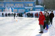 Соревнованиями на призы Сергея Клевчени  спортсмены одноимённой спортшколы попрощались с конькобежным сезоном на Алтае
