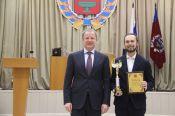 В Правительстве Алтайского края наградили лучших спортсменов и тренеров 2019 года (фоторепортаж)
