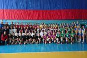 В Заринске финишировало первенство Алтайского края среди девушек 2004-2005 годов рождения