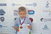 Саша Кузнецов стал бронзовым призером этапа детского Кубка России