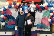 Алиса Беккер - серебряный призёр Спартакиады учащихся России по конькобежному спорту на дистанции 3000 метров