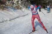 Никита Денисов занял пятое место в лыжном масс-старте Спартакиады учащихся России