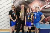 На чемпионате Сибири по жиму и жиму классическому алтайские атлеты завоевали девять медалей